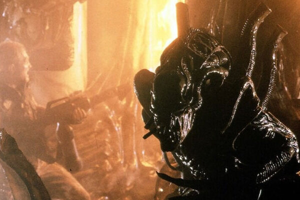 кадры и фото из фильма Чужие