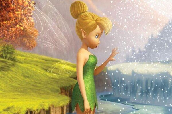 кадры и фото из фильма Феи: Тайна зимнего леса 3D