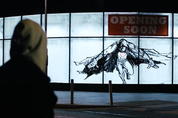 кадры и фото из фильма Смерть супергероя