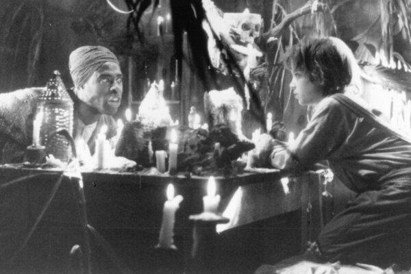 кадры и фото из фильма Приключения Гекльберри Финна