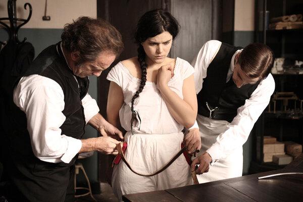 кадры и фото из фильма Августина