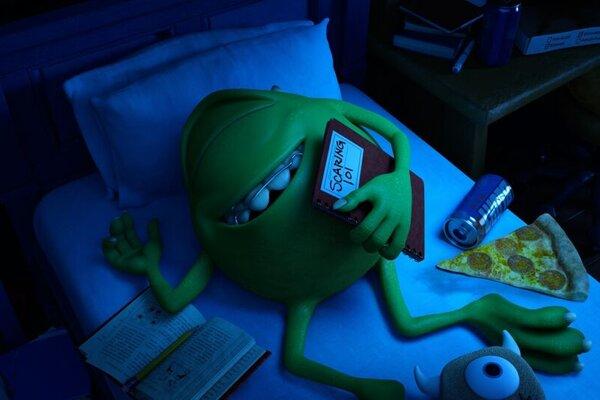 кадры и фото из фильма Университет монстров