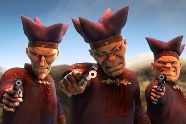 кадры и фото из фильма Освободите Джимми