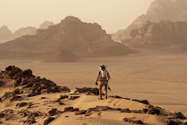 кадры и фото из фильма Марсианин