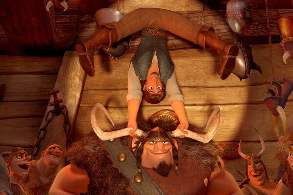 кадры и фото из фильма Рапунцель: Запутанная История IMAX 3D