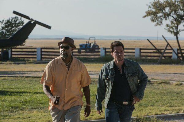 кадры и фото из фильма Два ствола