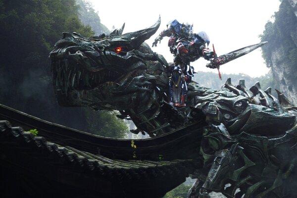 кадры и фото из фильма Трансформеры: Эпоха истребления IMAX 3D