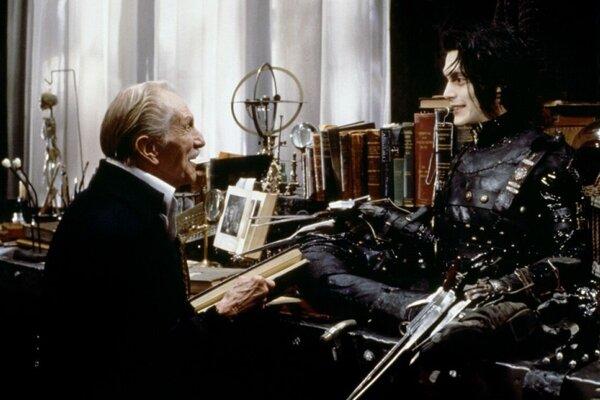 кадры и фото из фильма Эдвард руки-ножницы