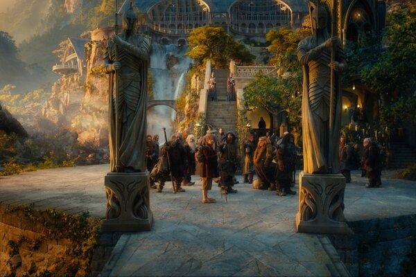 кадры и фото из фильма Хоббит: Нежданное путешествие IMAX 3D