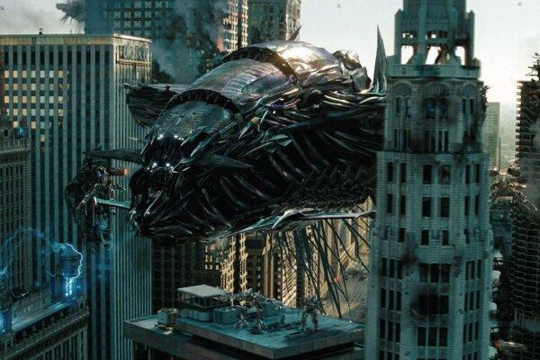 кадры и фото из фильма Трансформеры 3: Темная сторона Луны IMAX 3D