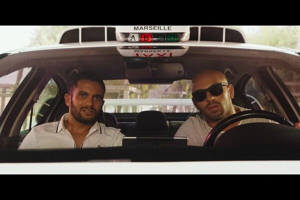 кадры и фото из фильма Такси 5