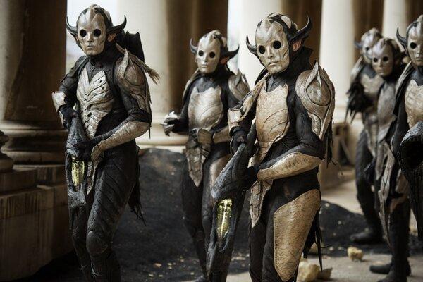 кадры и фото из фильма Тор 2: Царство тьмы 3D