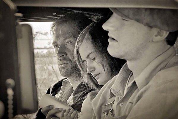 кадры и фото из фильма Поезд мчится к славе