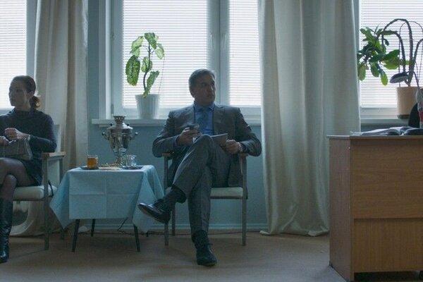 кадры и фото из фильма Врач