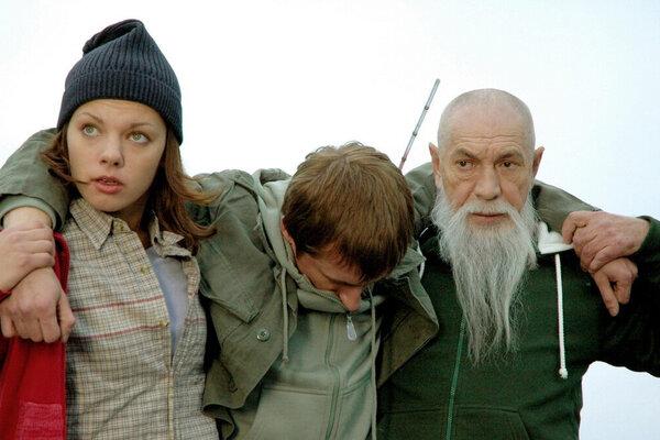 кадры и фото из фильма Хоттабыч