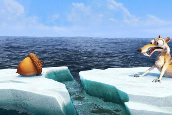 кадры и фото из фильма Ледниковый период 4: Континентальный дрейф 3D