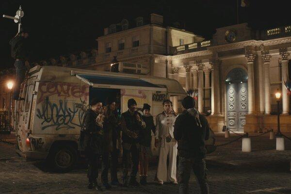 кадры и фото из фильма Пиратское телевидение
