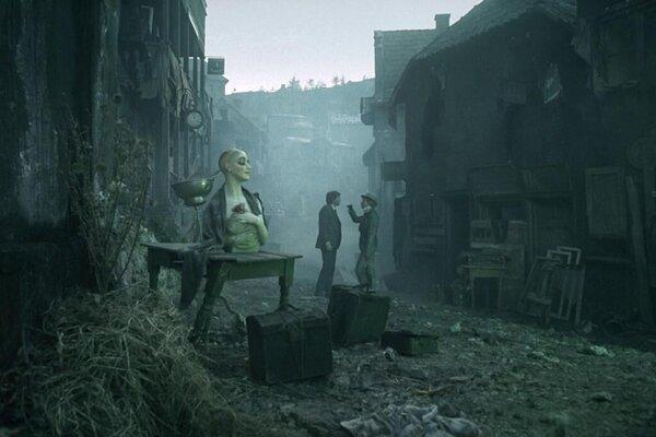 кадры и фото из фильма Санаторий под Клепсидрой