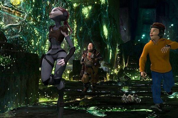 кадры и фото из фильма Тайна красной планеты IMAX