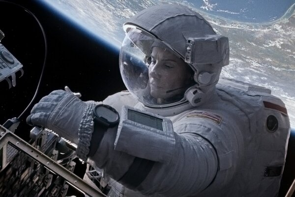кадры и фото из фильма Гравитация IMAX 3D