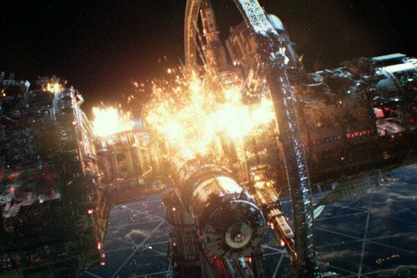кадры и фото из фильма Геошторм