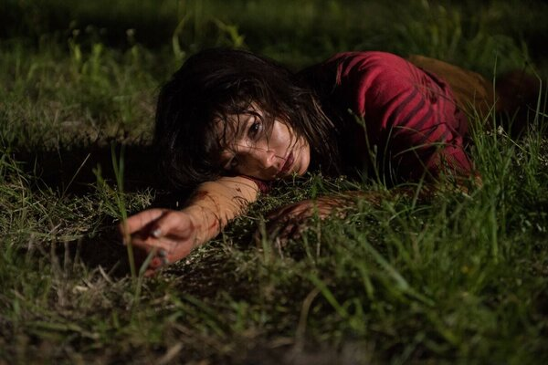 кадры и фото из фильма Город, который боялся заката