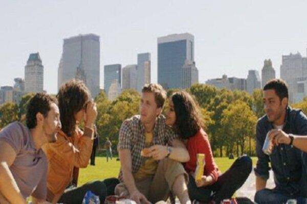 кадры и фото из фильма Приключения французов в Нью-Йорке