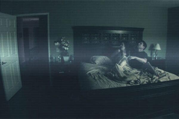 кадры и фото из фильма Паранормальное явление