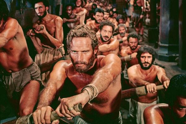 кадры и фото из фильма Бен-Гур