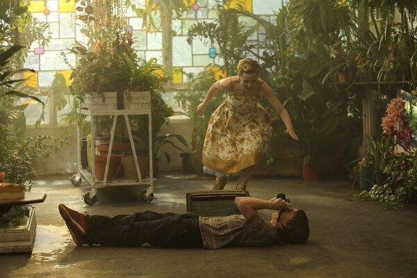 кадры и фото из фильма Редкая бабочка
