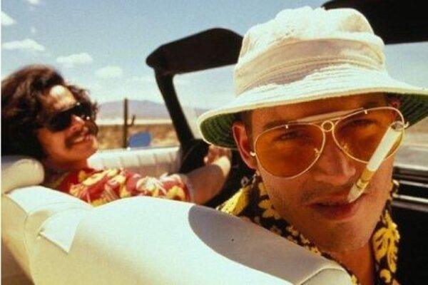 кадры и фото из фильма Страх и ненависть в Лас-Вегасе