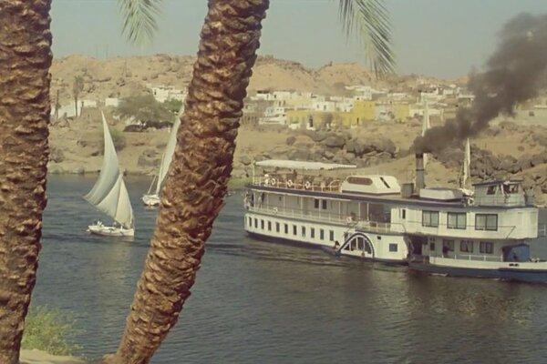 кадры и фото из фильма Смерть на Ниле
