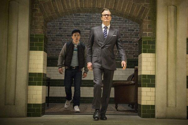 кадры и фото из фильма Kingsman: Секретная служба