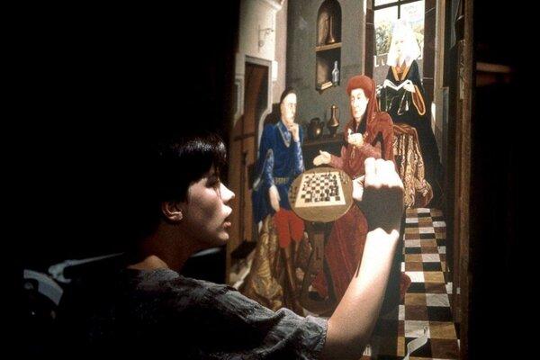 кадры и фото из фильма Фламандская доска