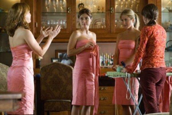 кадры и фото из фильма Обещать - не значит жениться