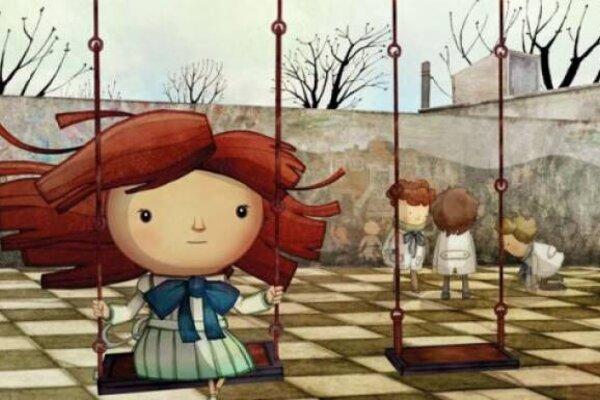 кадры и фото из фильма Анина: история самого необычного наказания