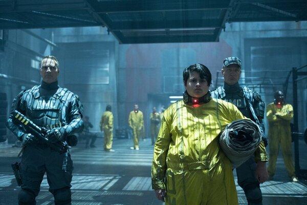 кадры и фото из фильма Дэдпул 2