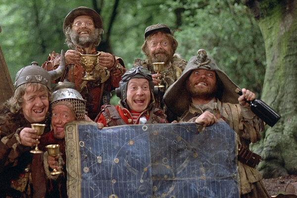 кадры и фото из фильма Бандиты во времени