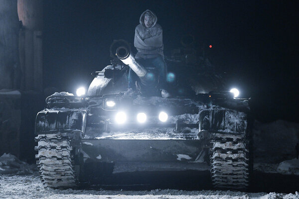 кадры и фото из фильма Как я стал русским