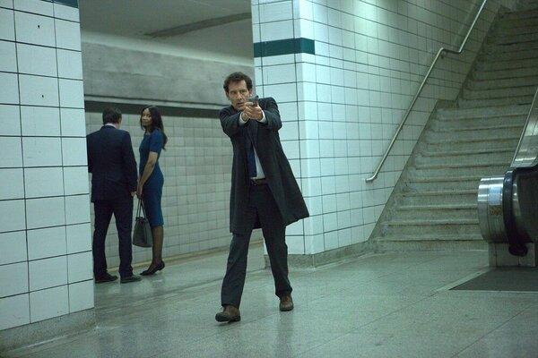 кадры и фото из фильма Анон