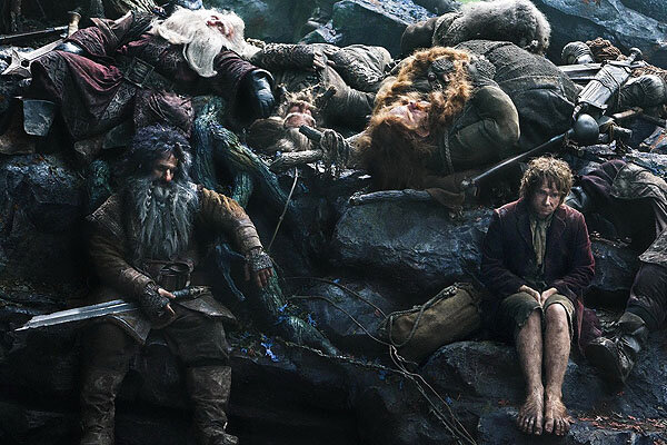 кадры и фото из фильма Хоббит: Пустошь Смауга IMAX 3D