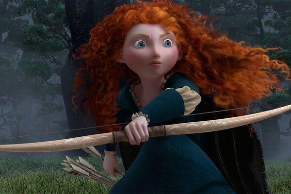 кадры и фото из фильма Храбрая сердцем