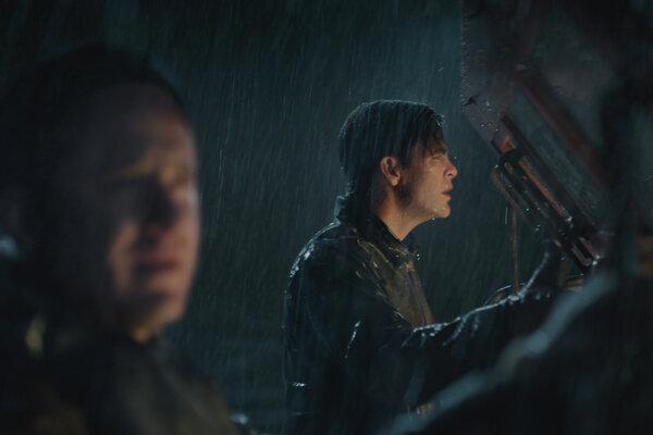 кадры и фото из фильма И грянул шторм 3D