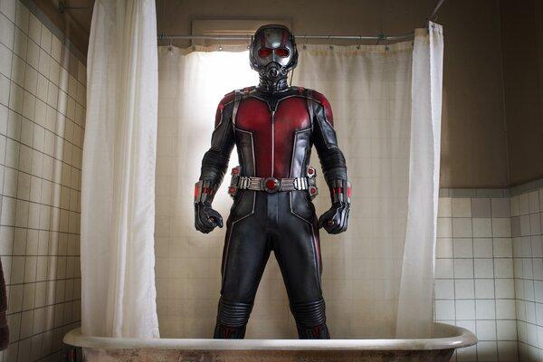кадры и фото из фильма Человек-муравей 3D