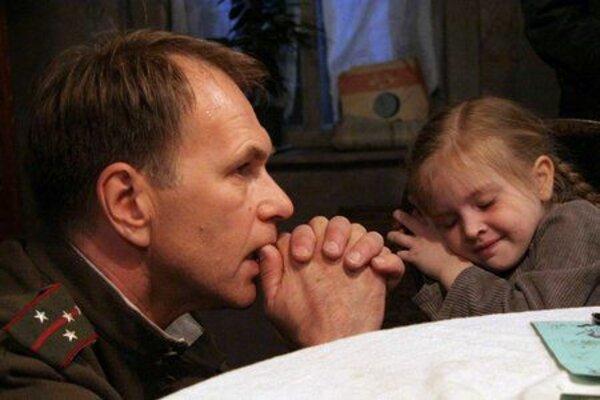 кадры и фото из фильма Отец