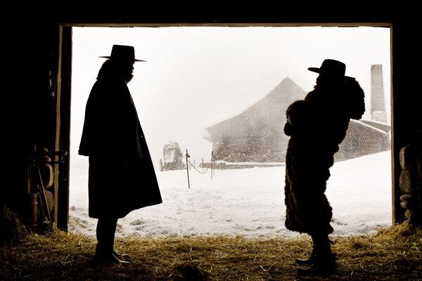 кадры и фото из фильма Омерзительная восьмерка