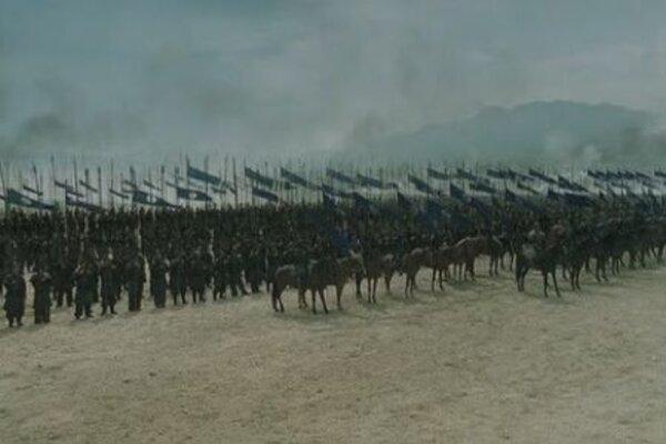 кадры и фото из фильма Императрица и воины