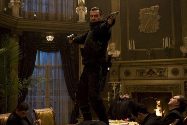 кадры и фото из фильма Каратель 2: Территория войны