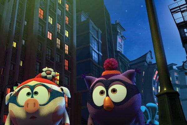 кадры и фото из фильма Смешарики. Начало 3D
