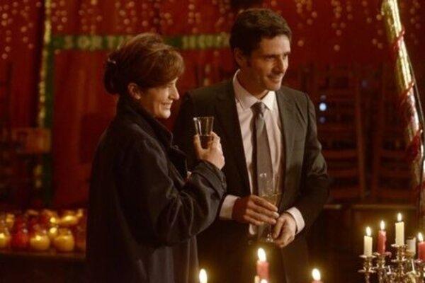 кадры и фото из фильма Вишенка на новогоднем торте